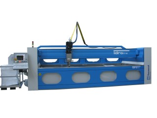 Idroline riikone industrial machinery cutting machines water cutting cnc nc