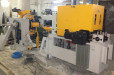 TTS Servo Feeder with Straightener_n_Decoiler